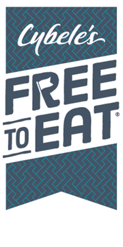 Cybele's Free to Eat logo